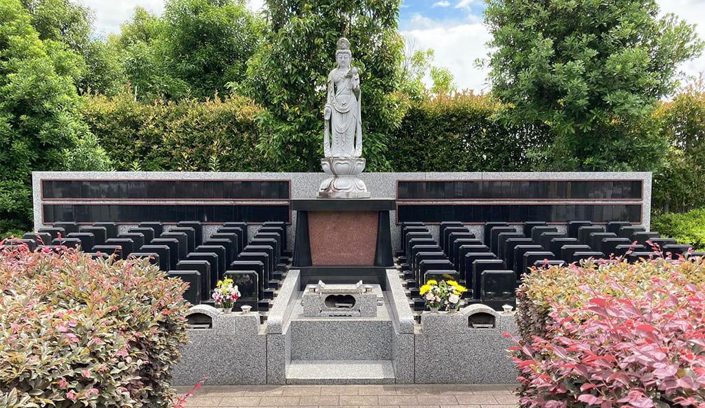 市川メモリアルパーク百日紅霊園 永代供養墓